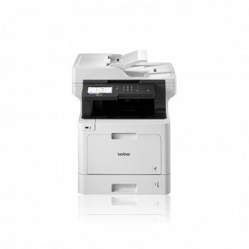 Brother MFC-L8900CDW Professioneller WLAN 4-in-1 Farblaser-Multifunktionsdrucker mit NFC