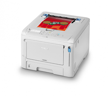 Oki Systems C650DN - A4 Color LED-Drucker