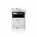 Brother MFC-L8900CDW Professioneller WLAN 4-in-1 Farblaser-Multifunktionsdrucker mit NFC - Abbildung zeigt Gerät mit optionalem Zubehör*